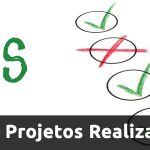 Avaliação de Projetos Realizados 2010 a 2015